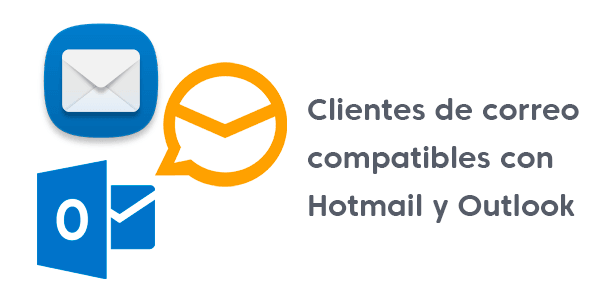 clientes correo hotmail outlook